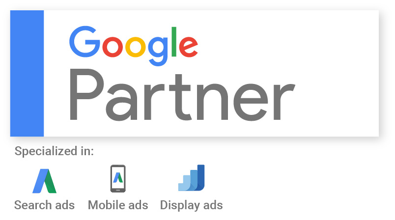 Google Partner Marketing by Data Jason Wright